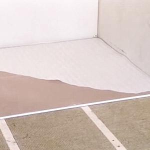 Выбираем подложку для бетонного основания под ламинат