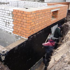 Гидроизоляция для защиты бетонных конструкций