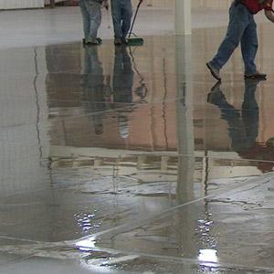 Глубокая пропитка для защиты бетона
