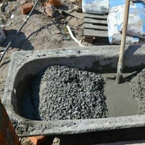 Готовим бетонную смесь своими руками - необходимые пропорции