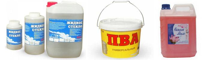 Добавки для бетонных составов