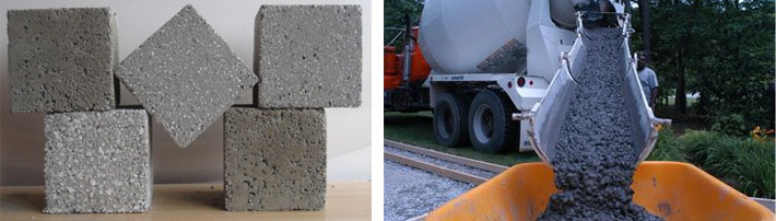 Особенности бетонных растворов