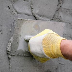 Особенности использования цементно-известковых штукатурных смесей