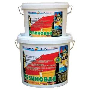Особенности резиновых красящих смесей по бетону для фасадных работ