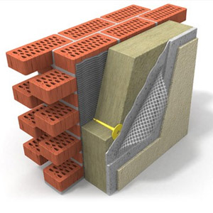 Особенности теплоизоляции для фасада под штукатурку