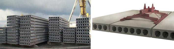 Плиты из бетона в строительстве