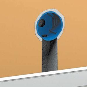 Подрозетники для бетонных стен