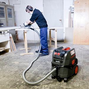 Промышленные пылесборщики для бетонных полов