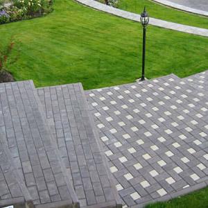 Руководство по укладке тротуарной плитки на бетонную стяжку