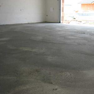 Самостоятельное обустройство бетонного основания в загородном доме