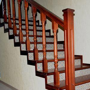 Способы облицовки ступеней лестницы из бетона