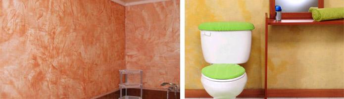 Способы оформления ванной
