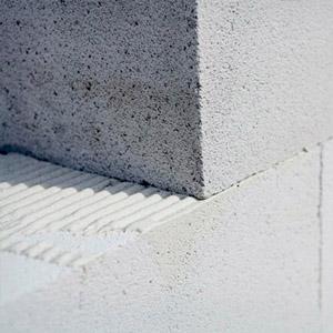 Строительные изделия из ячеистого бетона