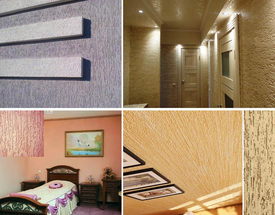 Фотографии интерьера комнат отделанных Короедом