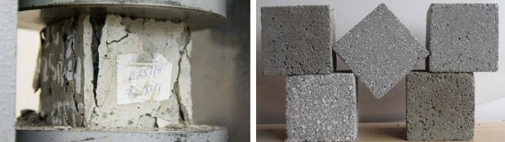 Характеристики бетонных изделий