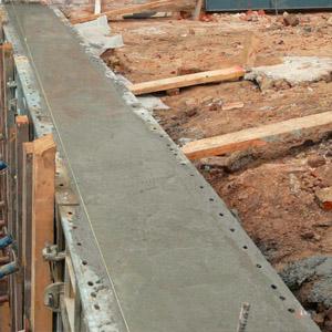 Цена заливки бетонной смеси за кубометр
