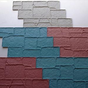 Что такое штампованный бетон