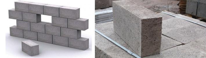 Бетонные строительные изделия