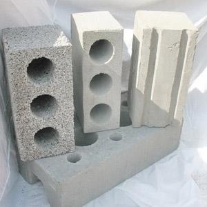 Блоки из бетона для возведения дома - габариты и цены