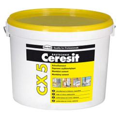 Быстротвердеющий «Ceresit CX5»