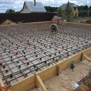 Защитный бетонный слой для арматурных прутьев
