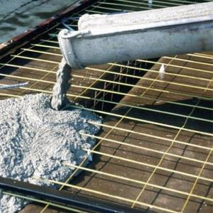 Из каких компонентов состоит бетон