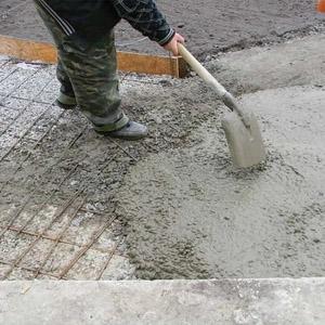 Использование бетона в строительстве и его классификация
