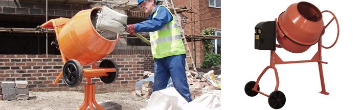 Как выбрать бетоносмеситель