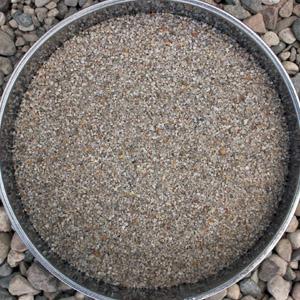 Кварцевая крошка и песок