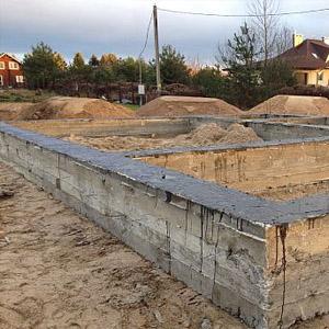 Когда необходимо снять опалубку после заливки бетонного раствора