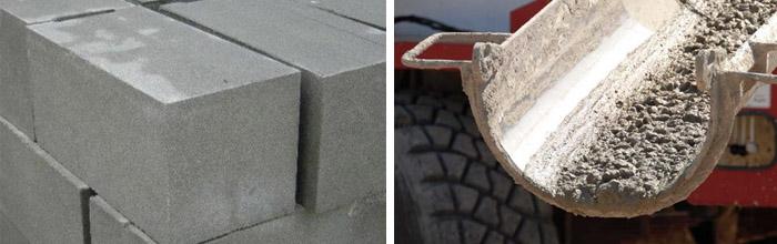 Особенности бетонных составов
