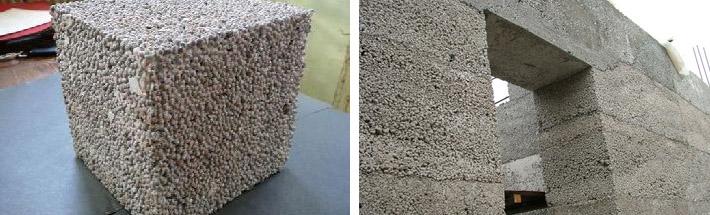 Особенности керамзитобетонных изделий