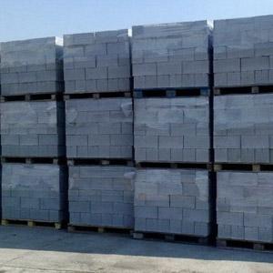 Применение блоков из бетона размером 400х200х200 мм