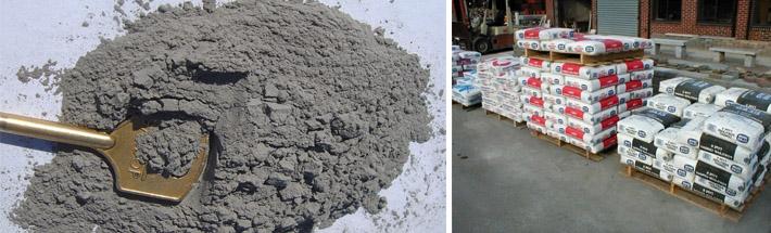 Расширяющиеся цементные растворы