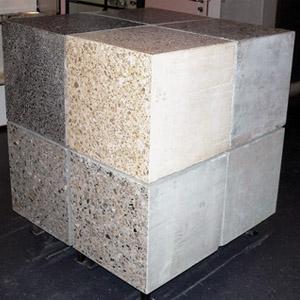 Сколько весит 1 м3 бетонной смеси