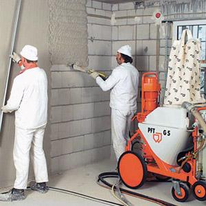 Станции для работы с песчано-цементными смесями