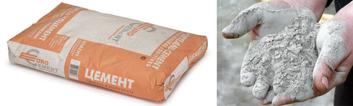 Стоимость цементного состава