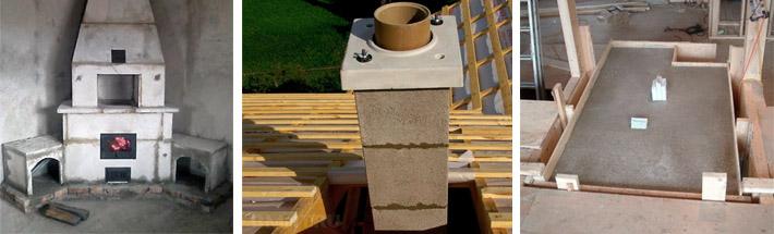 Какую температуру выдерживает бетон
