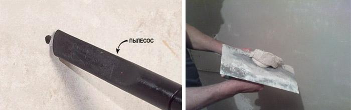 Чем заделать дырку в бетонной стене