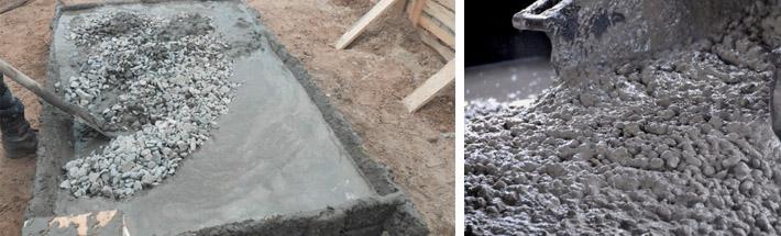 Цена бетонного раствора