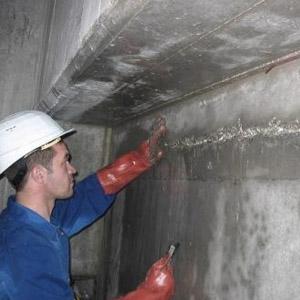 Что представляют собой холодные бетонные швы