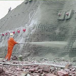 Что такое торкретирование или набрызг-бетон