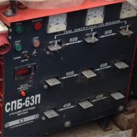 Трансформаторная станция для прогрева бетона