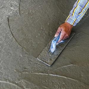 Железнение бетонных поверхностей