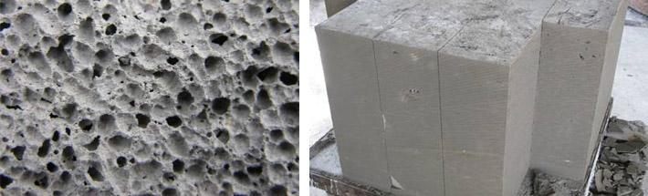 Изготовление ячеистого бетона