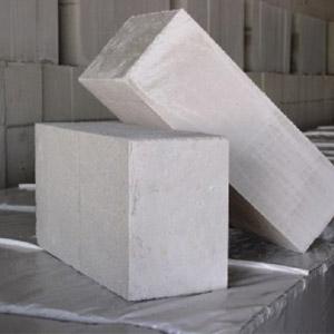 Из чего состоит пенобетонный блок