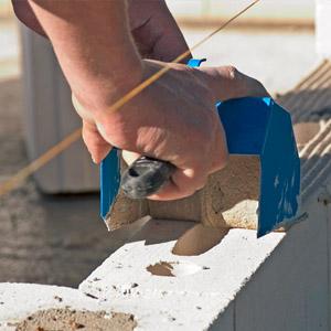 Клеевые растворы для блоков из ячеистых бетонов