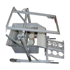 Обзор станков для изготовления шлакобетонных блоков