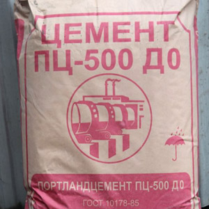 Особенности цемента марки М500