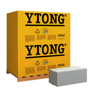 Отличительные особенности газоблоков марки Ютонг